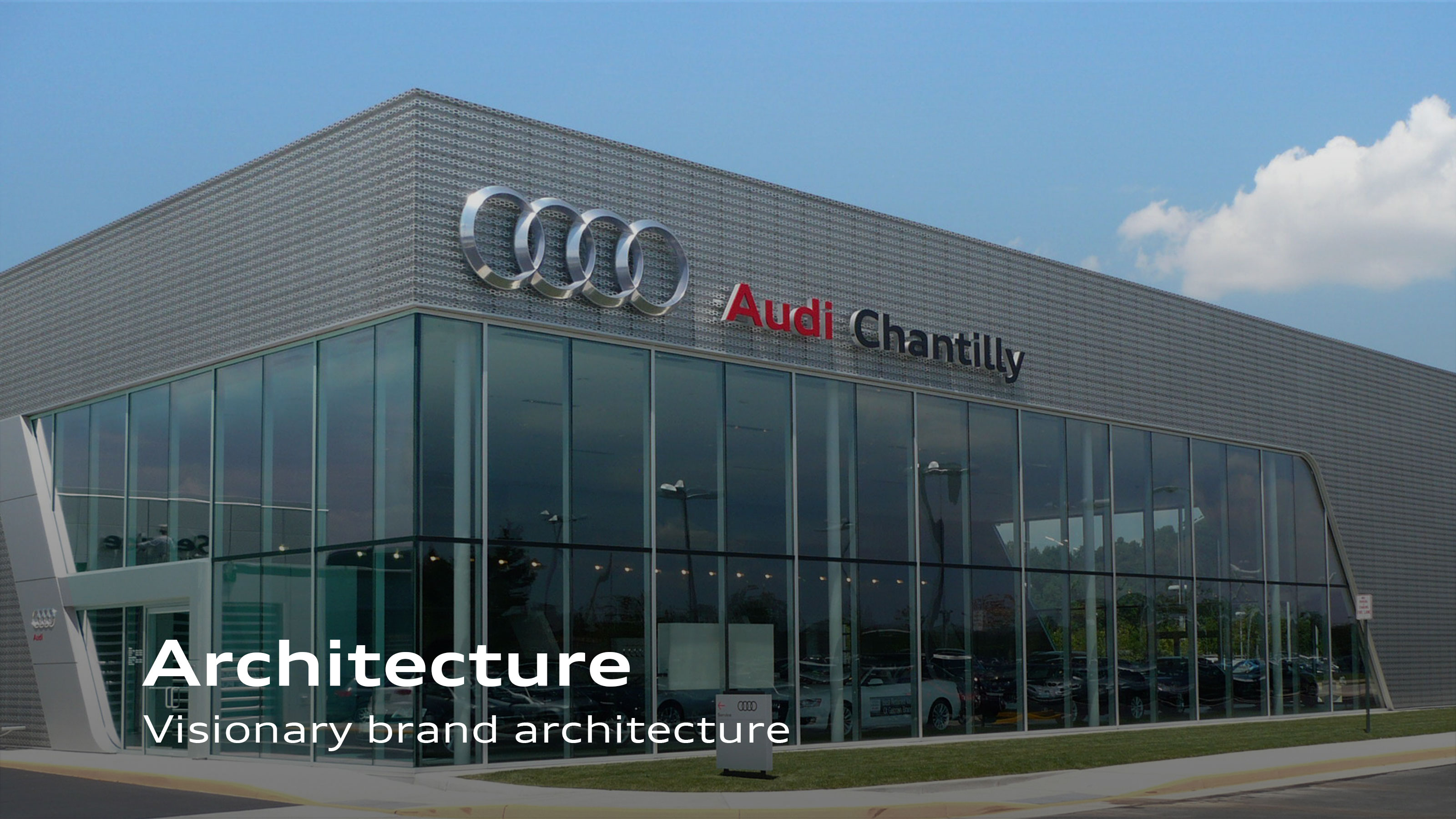 Dealer Facility - Audi chantilly