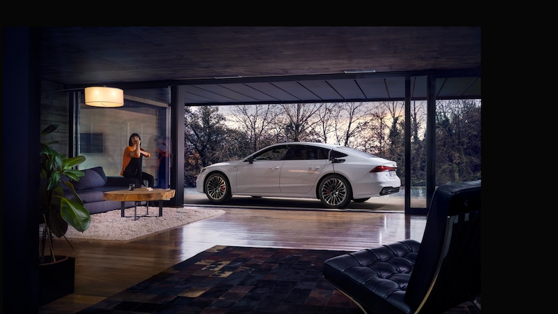 Experience Audi online at home