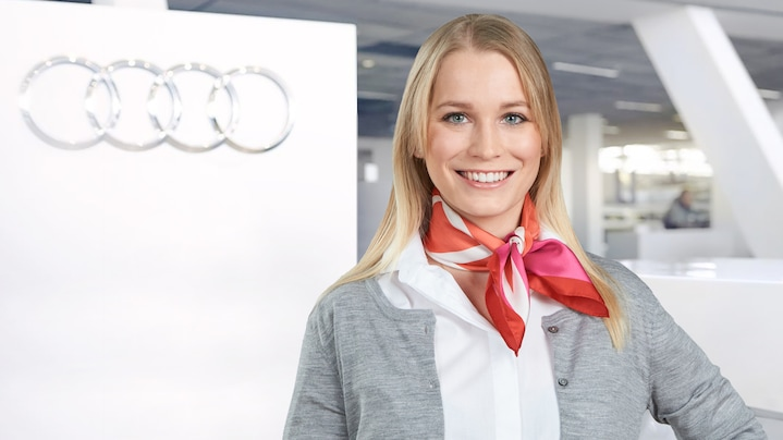 Audi Marketingverantwortlicher (m/w/d)