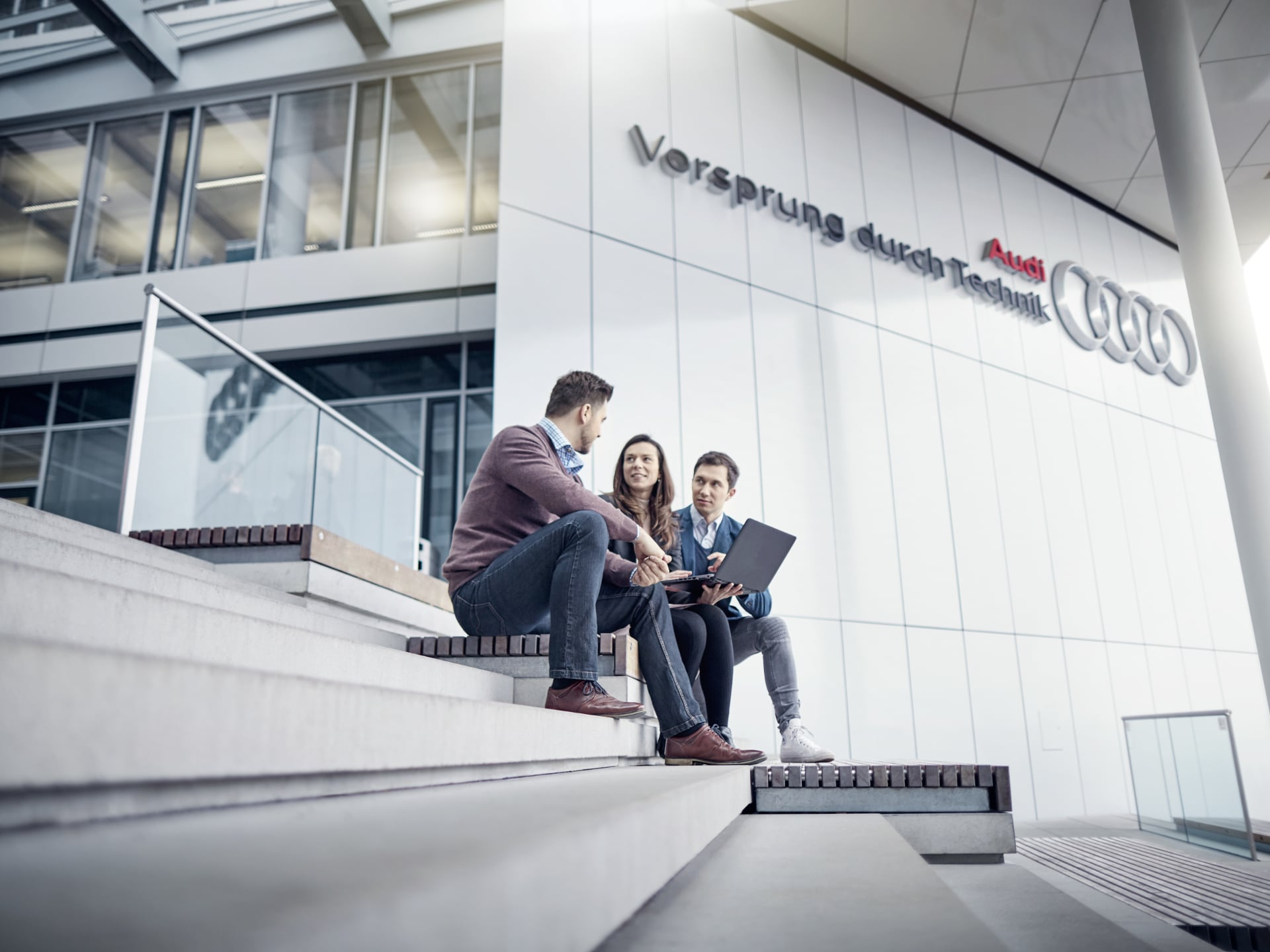 Audi as an Employer