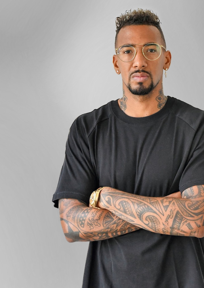 Jérôme Boateng, football player