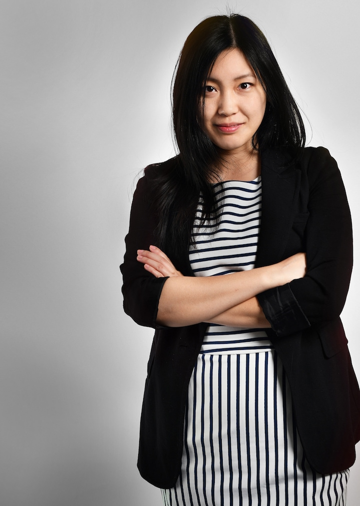 Lin-Yao Liane Zinnack, international HR management