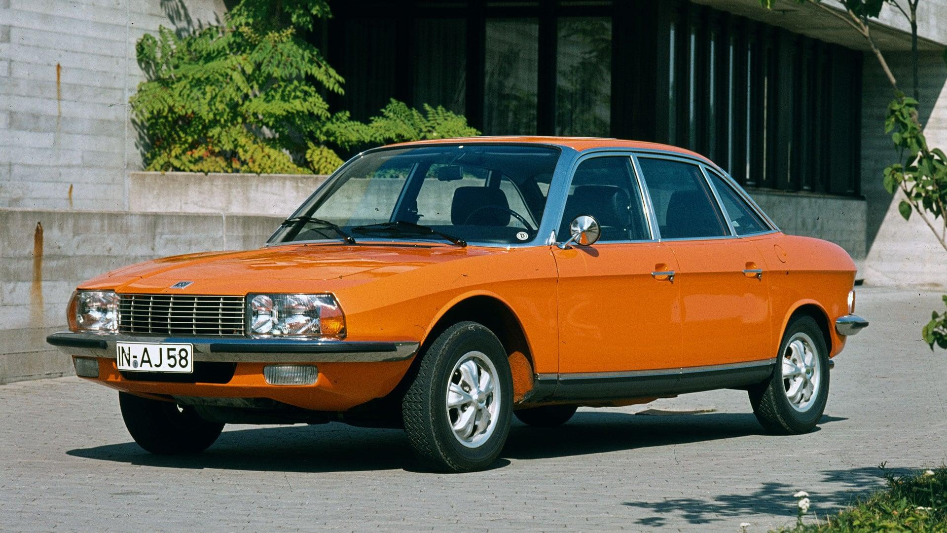 Audi history timeline