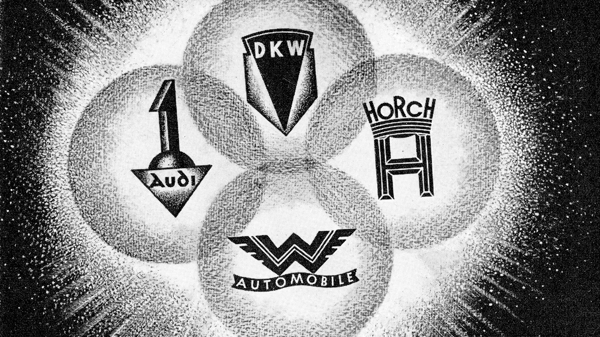 1932: Four rings – four brands