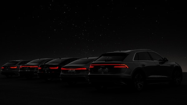 Audi Licht – die Evolution