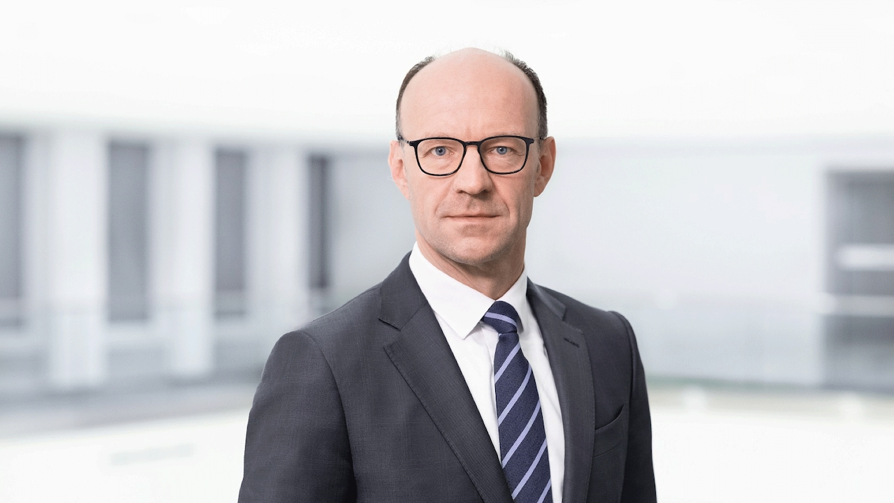 Dr. Arno Antlitz, Member of the Board of Management of AUDI AG Finance, China and Legal Affairs