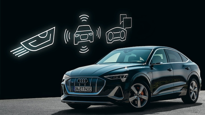 Consistently connected: Audi introduces functions on demand