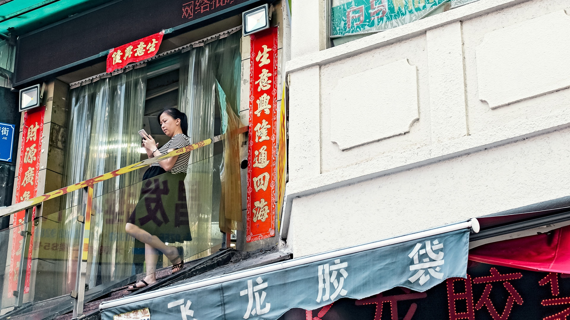 Digitalization is visible on every corner in China, ever since smartphones became a must-have for the population there.