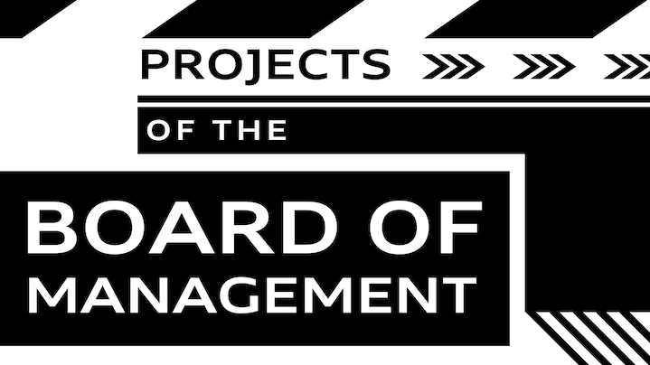 Projects of the Audi Board of Management
