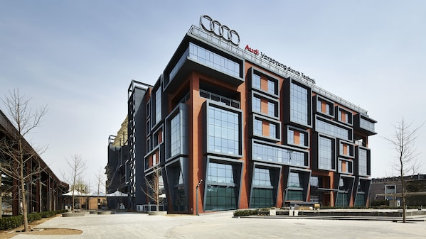 Audi Innovation Research Beijing