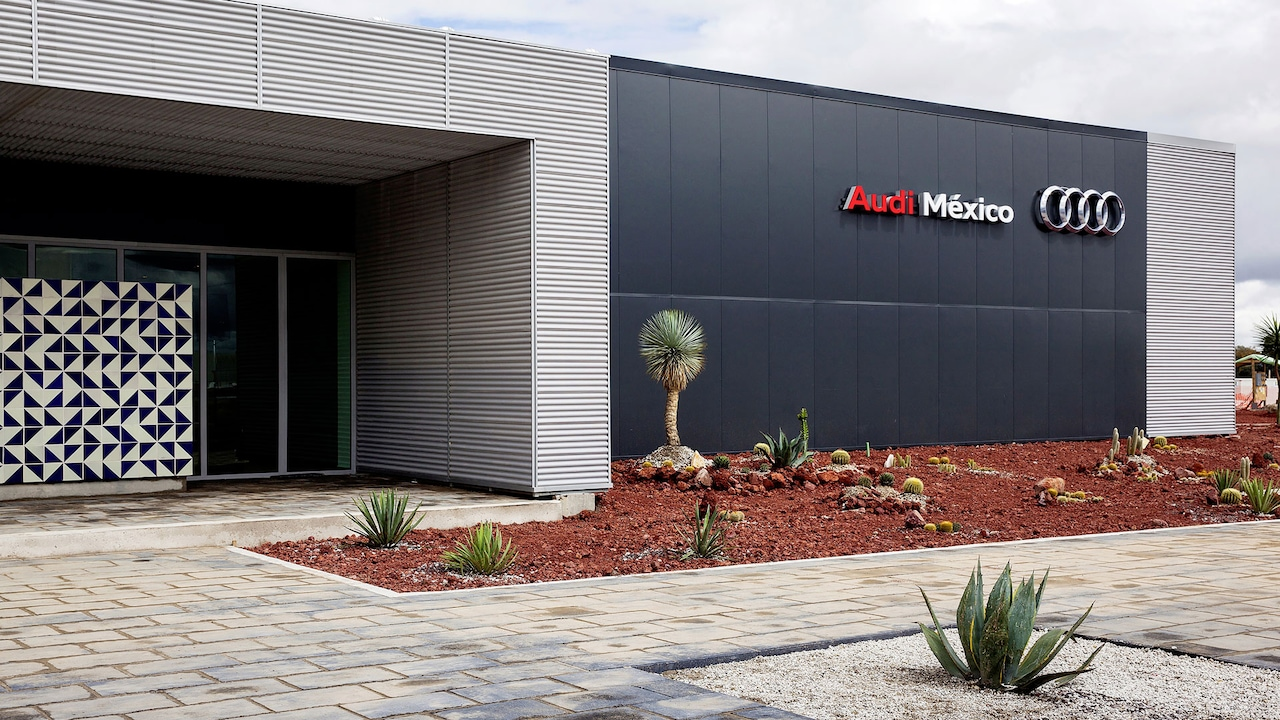 Audi in Mexico | audi com