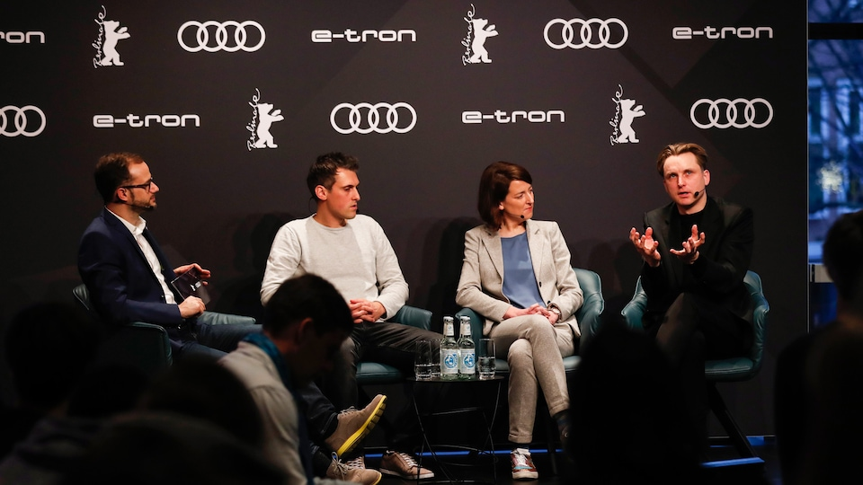 Experts are discussing at the Berlinale 2019