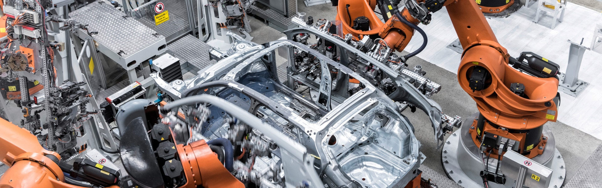 Production of the Audi Q2 in Ingolstadt
