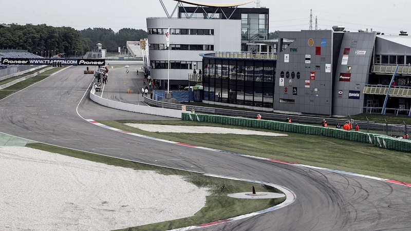 Racetrack at Assen