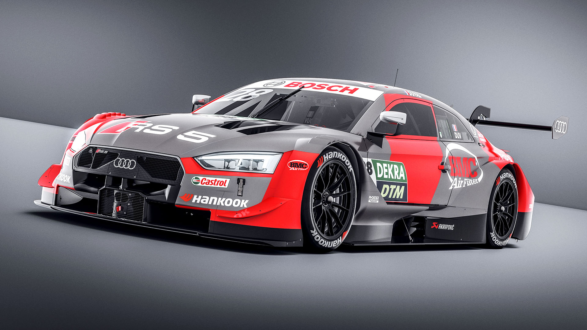 BMC Air Filter Audi RS 5 DTM