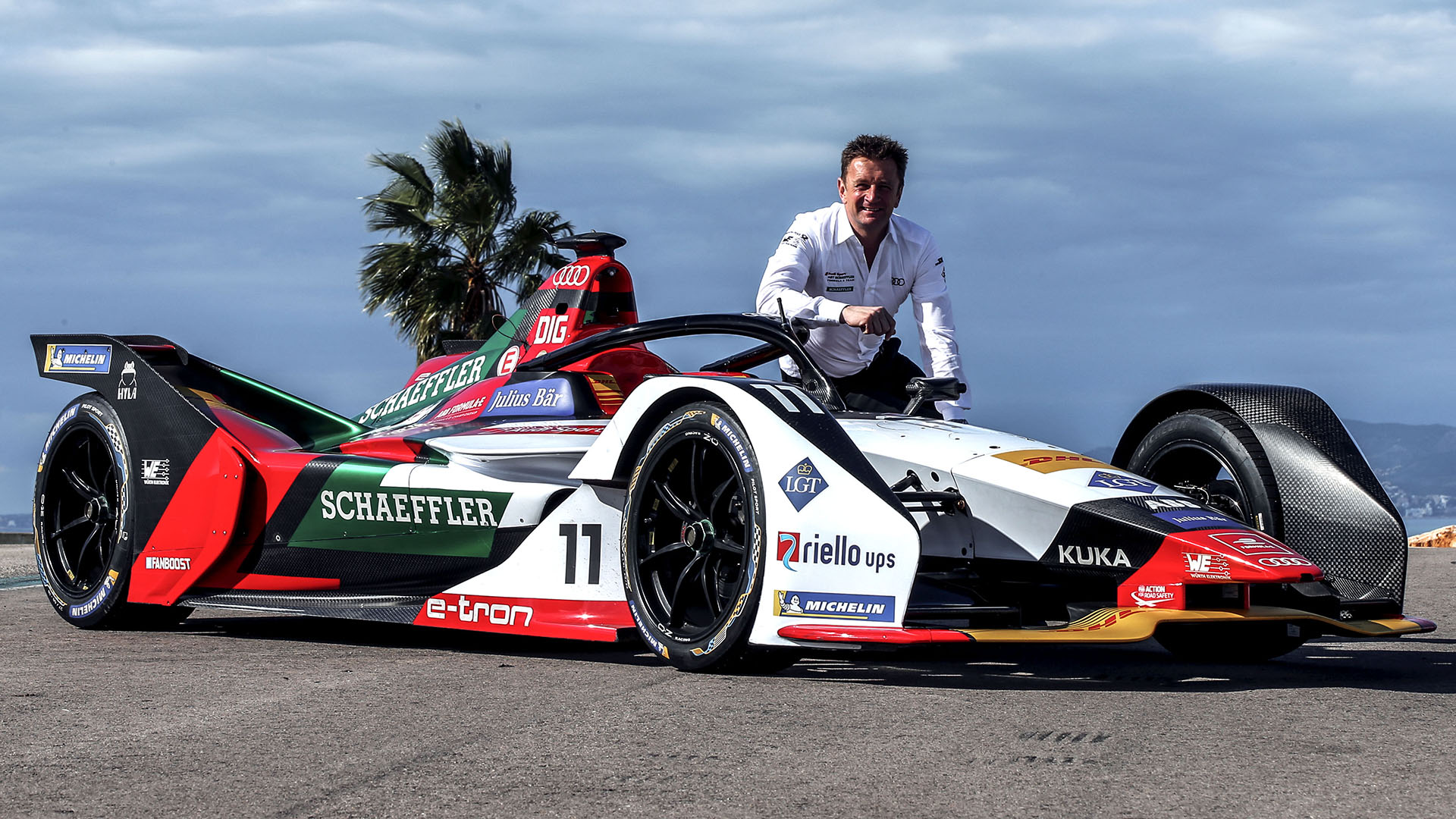 Allan McNish: The heart drives on