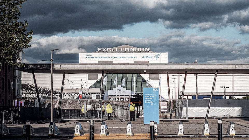 ExCel in London