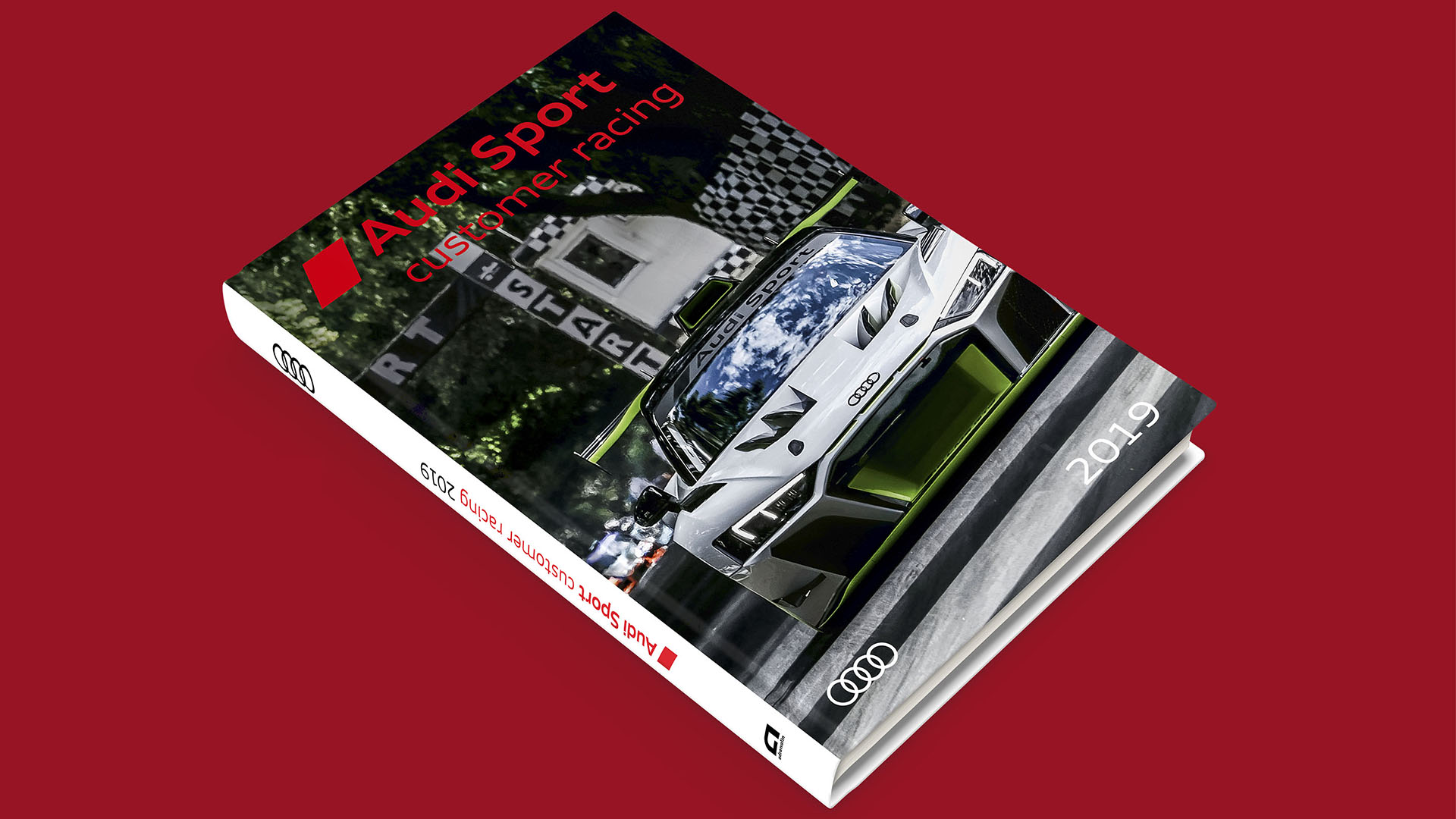 Audi Sport customer racing yearbook 2019
