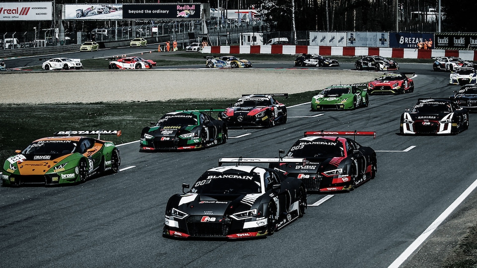 WHAT'S THE BEST WAY TO START IN AN AUDI R8 LMS GT3? NICO MÜLLER EXPLAINS THIS AS WELL. THE SWISS IS ALSO ACTIVE IN ENDURANCE RACING FOR AUDI IN 2018.