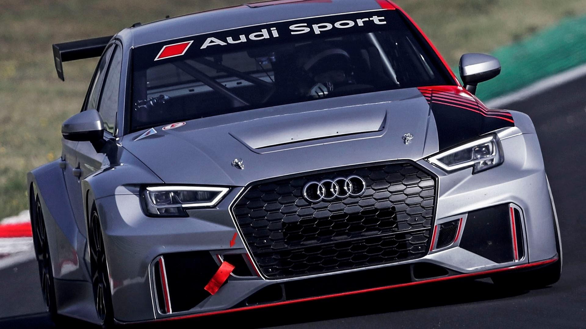 Tcr Audi Com