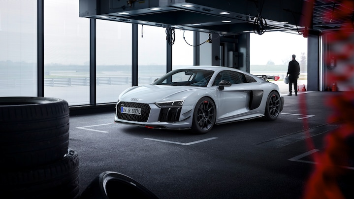 R8 Coupé performance parts