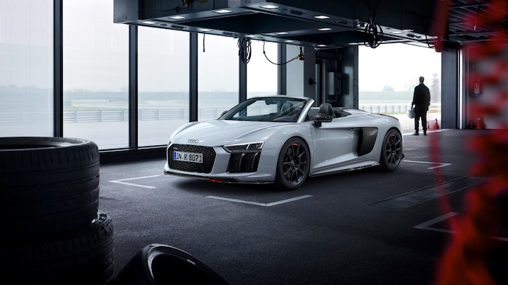 R8 Spyder performance parts
