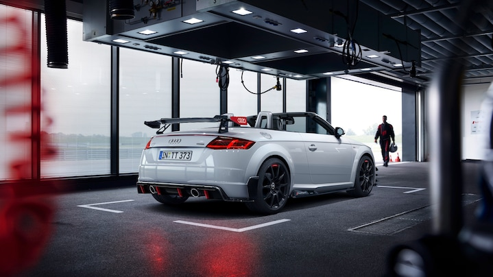 TT Roadster performance parts