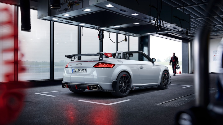 TT RS Roadster performance parts