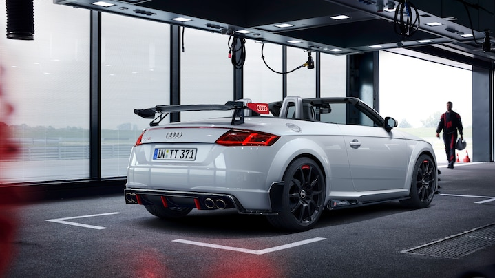 TTS Roadster performance parts