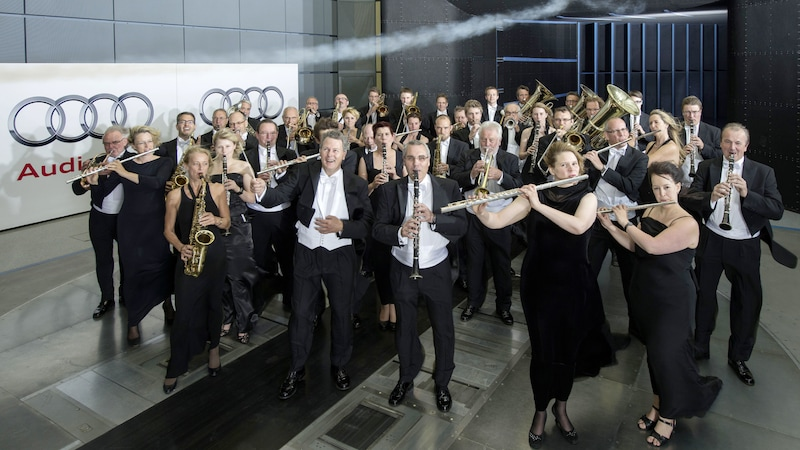 Audi Philharmonic Wind Orchestra