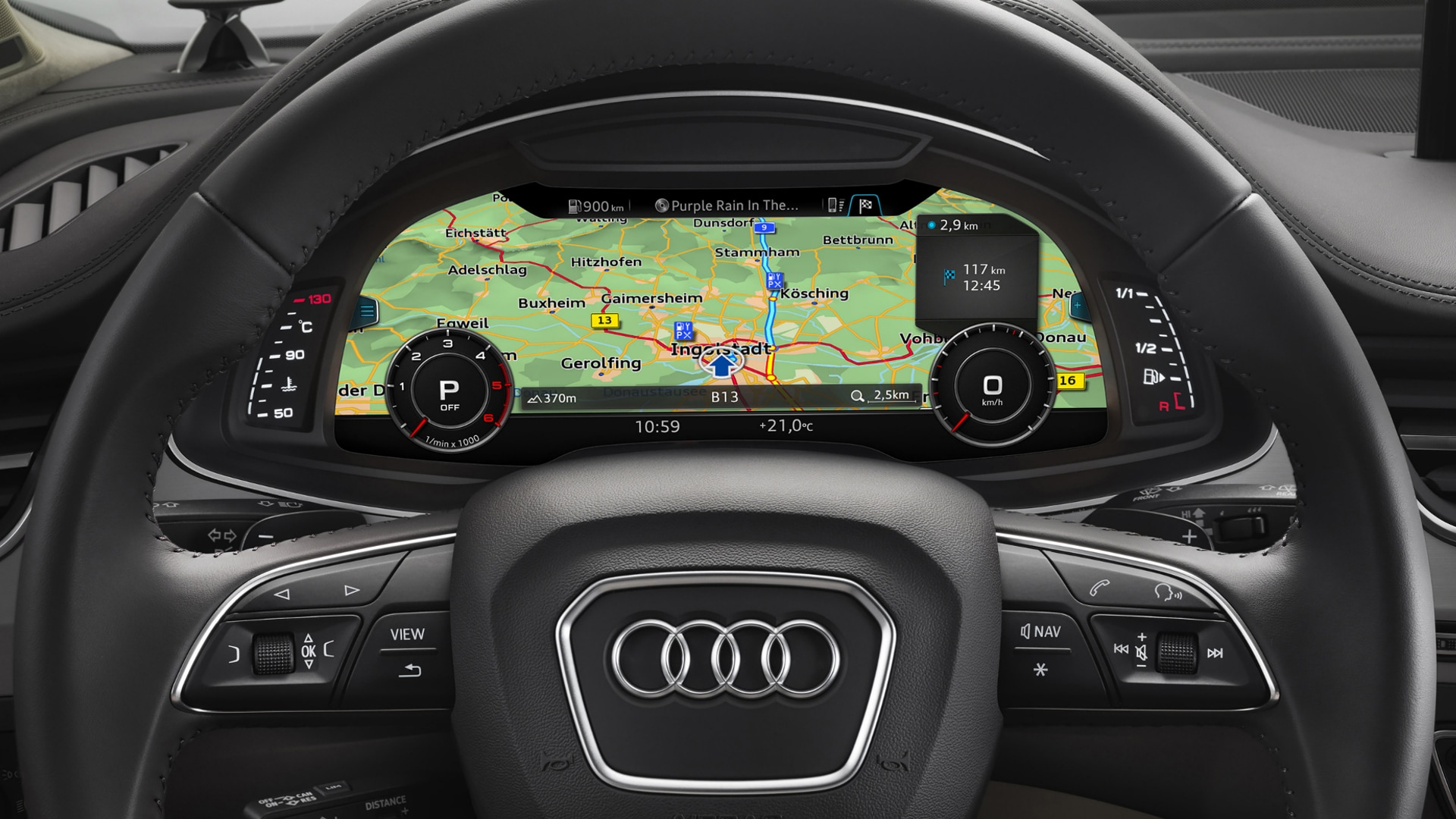 Audi Boardcomputer