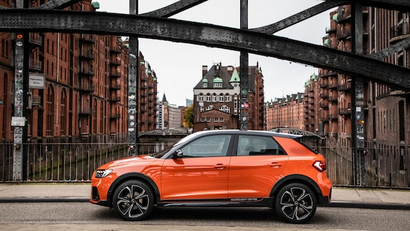 Connected with Daily Life: the Audi A1 citycarver
