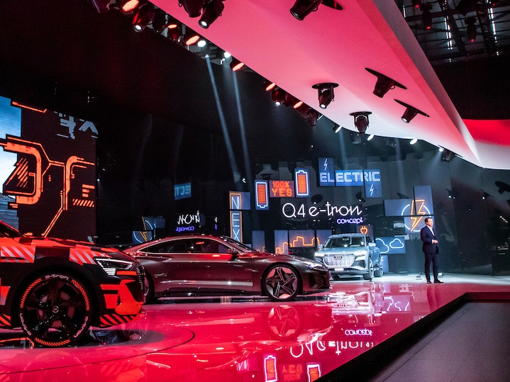 The Audi Highlights at the Geneva International Motor Show 2019