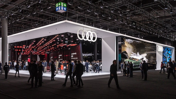 IAA 2019: Audi presents a concept car and the RS 7 Sportback