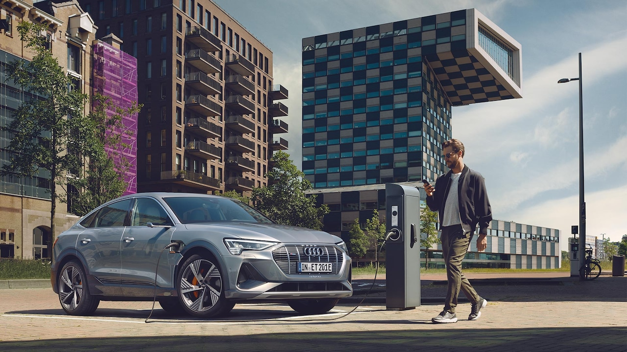 Sustainable right from the start: Audi's CO₂ program | audi.com