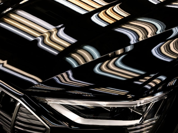 Reflections of Audi Brussels
