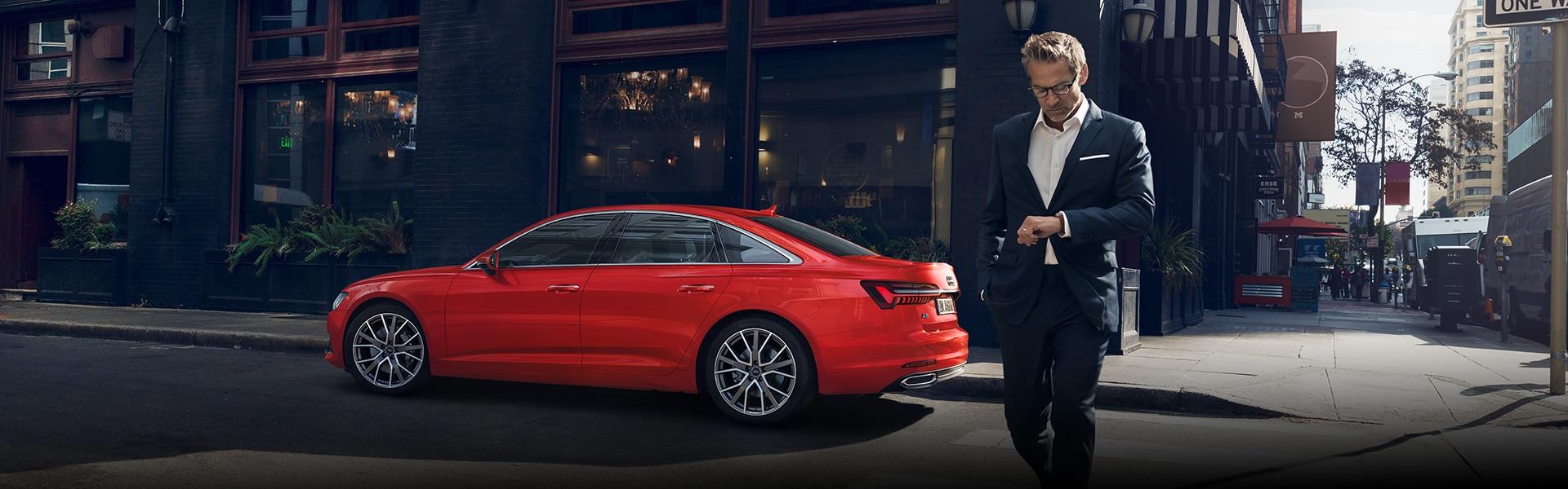 Personalisation Audi Com