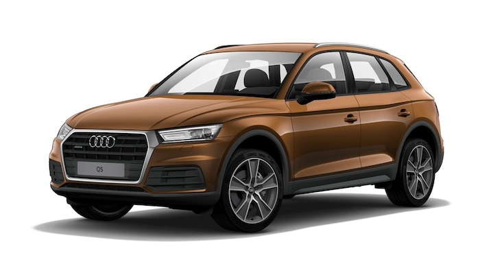 Audi Q5 in Ipanemabraun Metallic