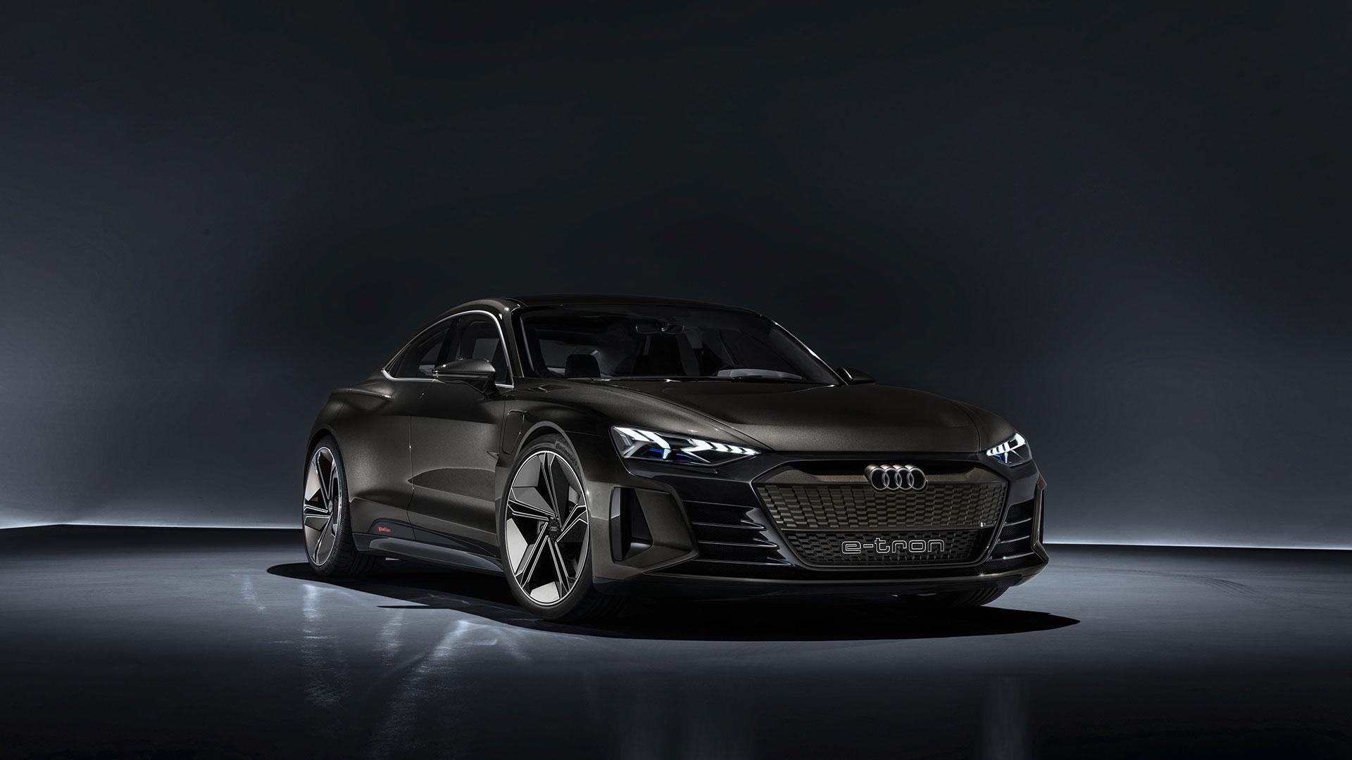 Audi E Tron Gt Concept Audi Com