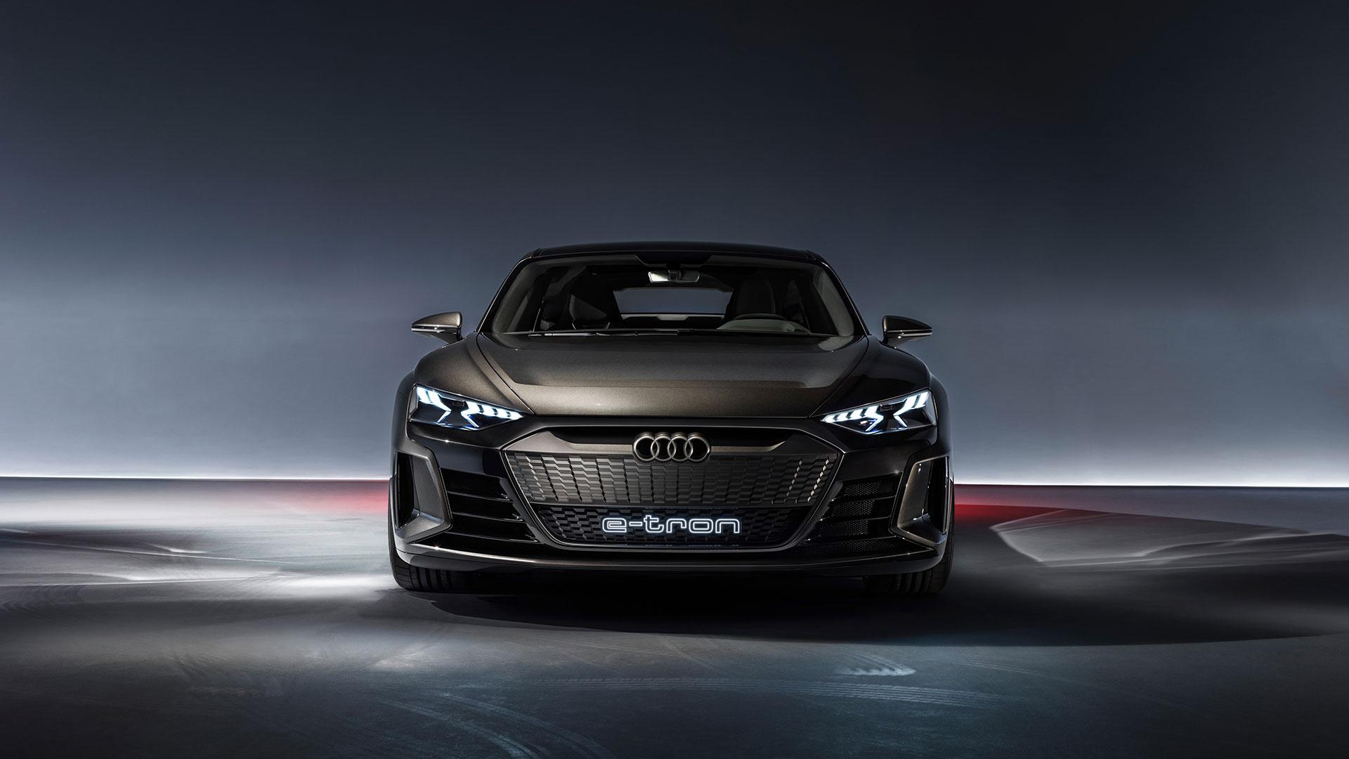 Audi E Tron Gt Concept