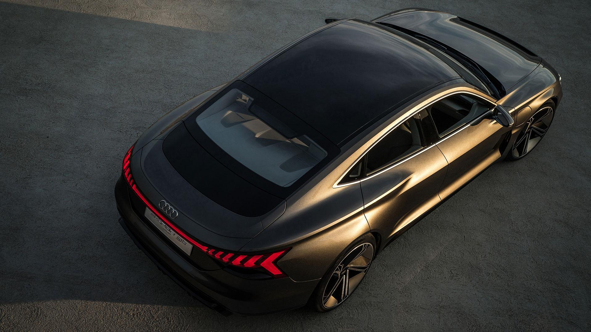 Audi e-tron GT concept   audi.com