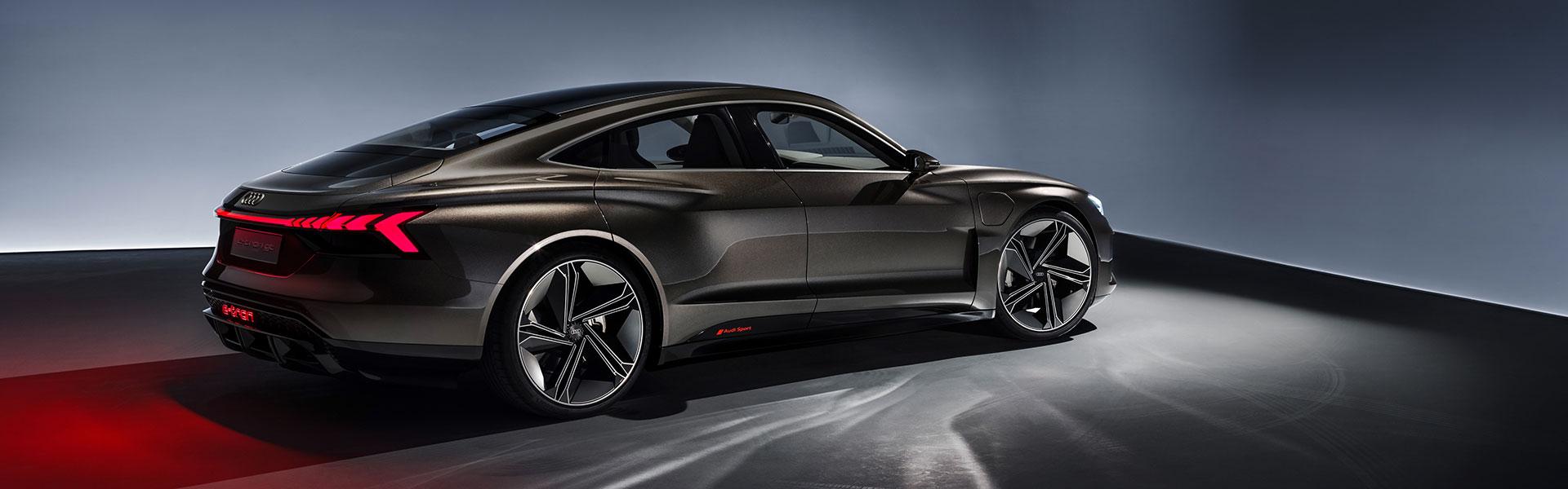 Audi E Tron Gt Concept Audicom