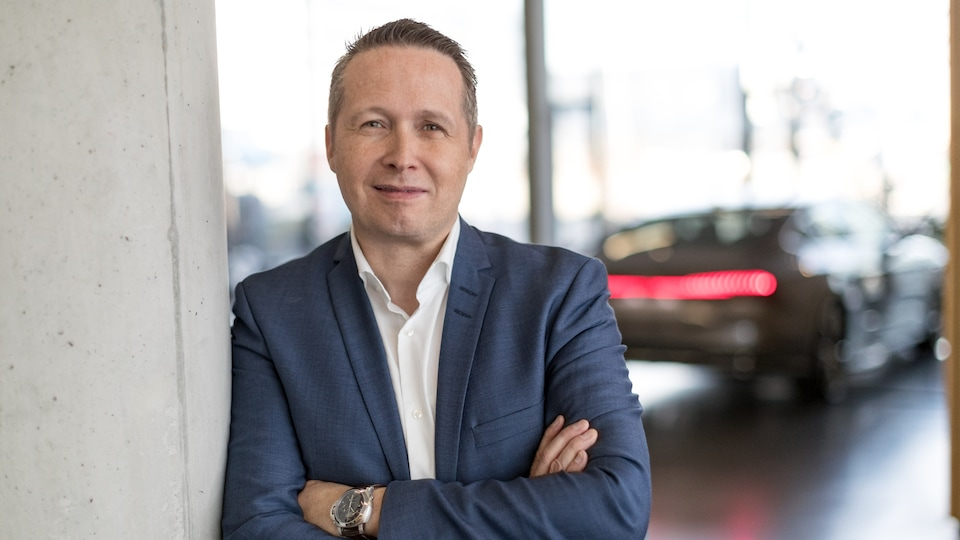 Michael Herter, Advance Development Operating Concepts at Audi