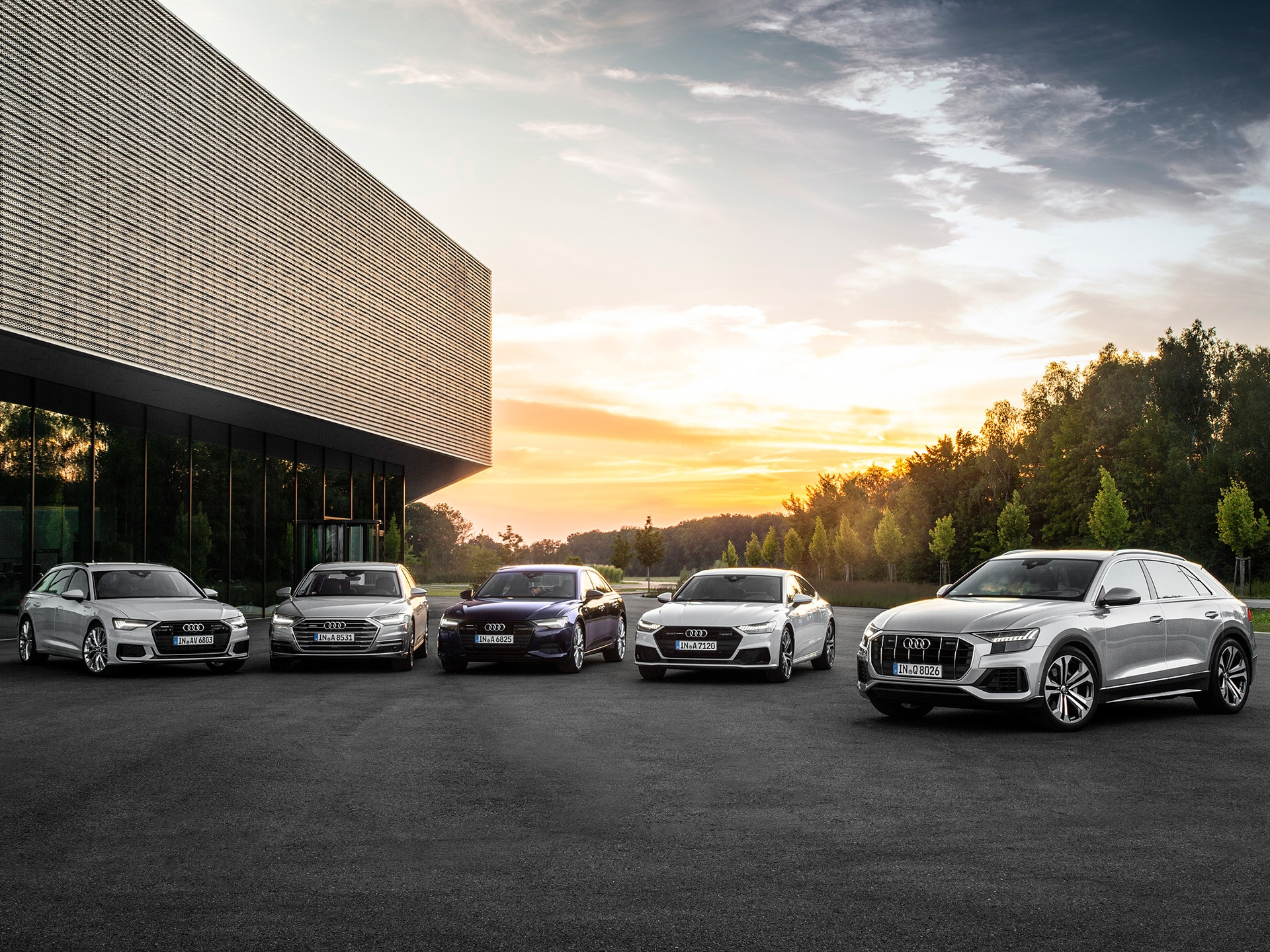Audi Com The International Audi Website Audi Com