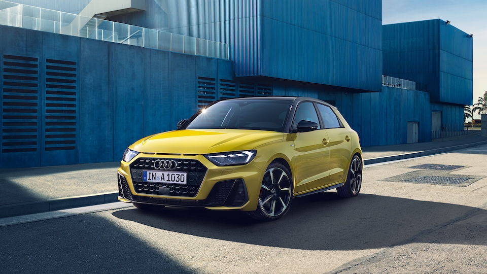 Make it your own: the Audi A1 Sportback