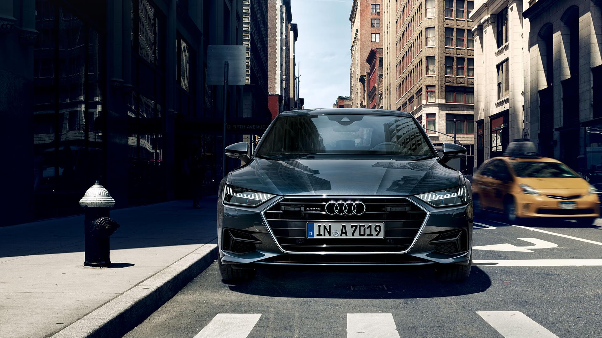 Audi A7 Audicom