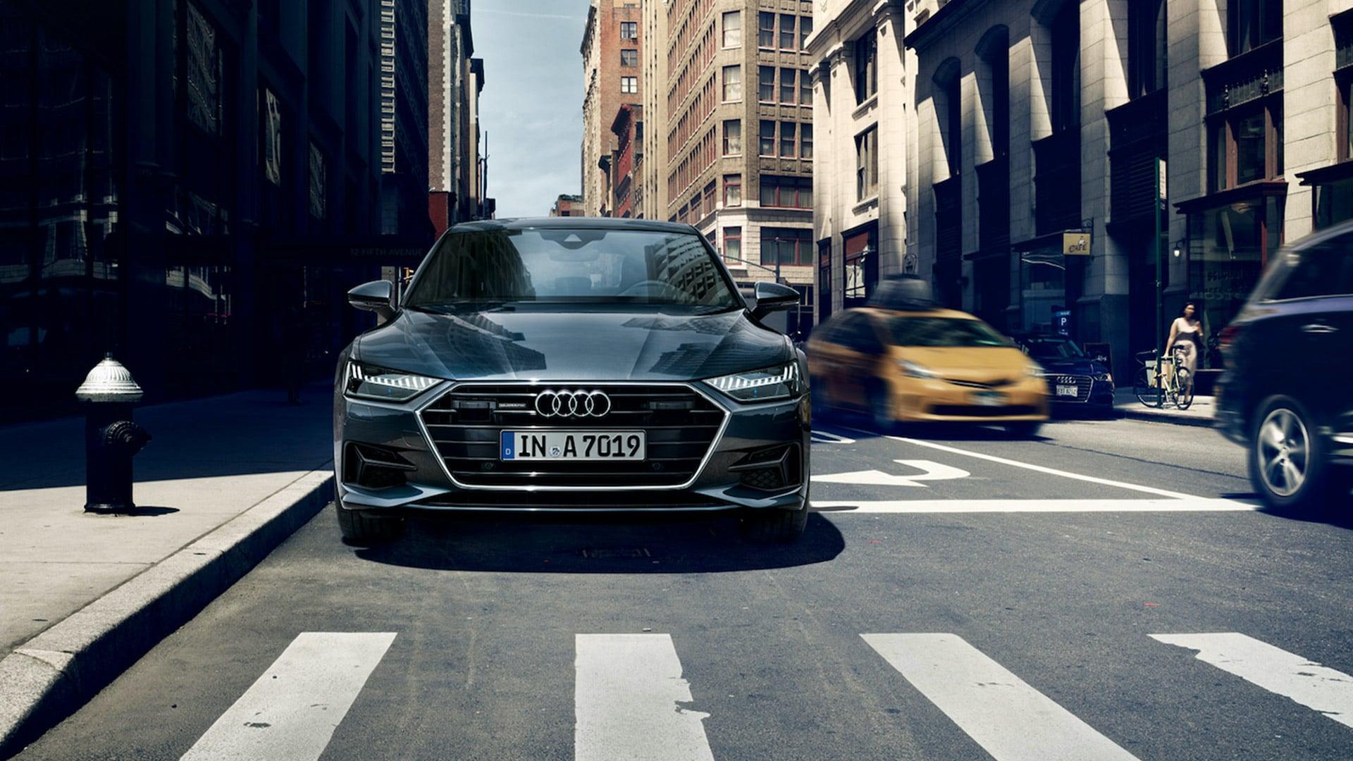 Audi A7 Audi Com
