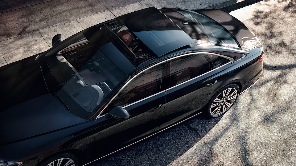 Experience digitisation: the Audi A8
