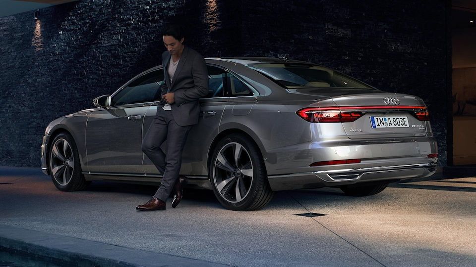 Innovative drive: the Audi A8 60 TFSI e quattro