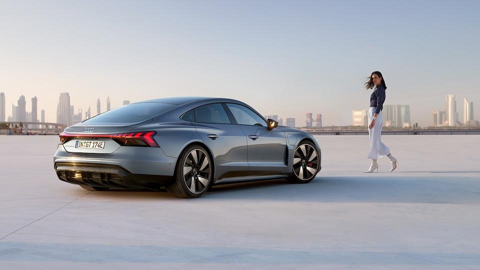 Audi e-tron GT | audi.com